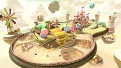 The Sweet Sweet Kingdom course is filled with desserts and pastries.