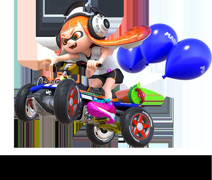 Mario Kart 8 Deluxe Para La Consola Nintendo Switch